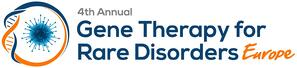 Gene Therarpy for Rare Disorders Europe October 2020