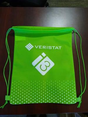 Veristat Virtual Meeting Bag 2020
