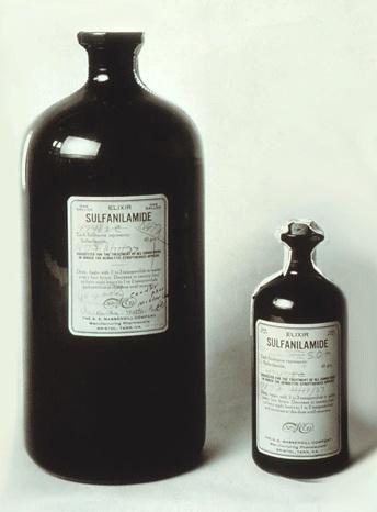 Elixir-Sulfanilamide