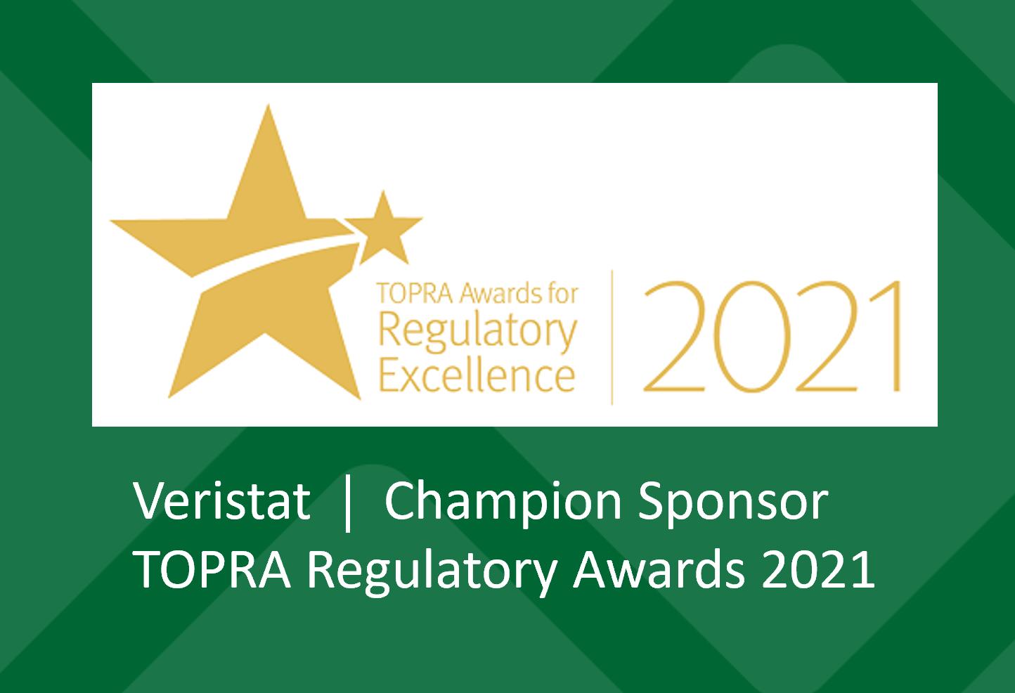 2021 TOPRA Awards Event